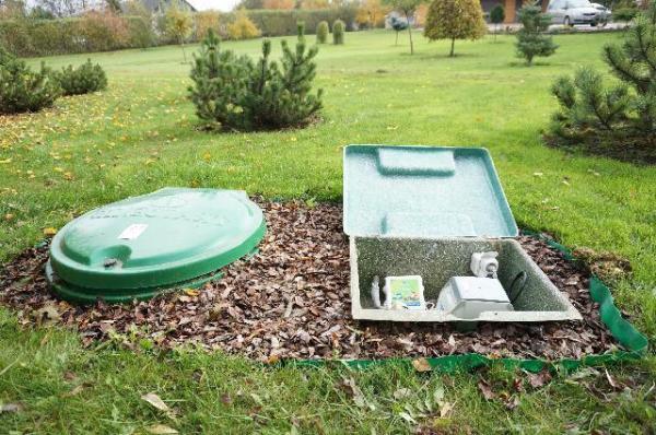 Монтаж наружной канализации: оборудование, технология