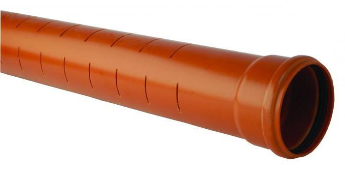 Технология укладки дренажной трубы