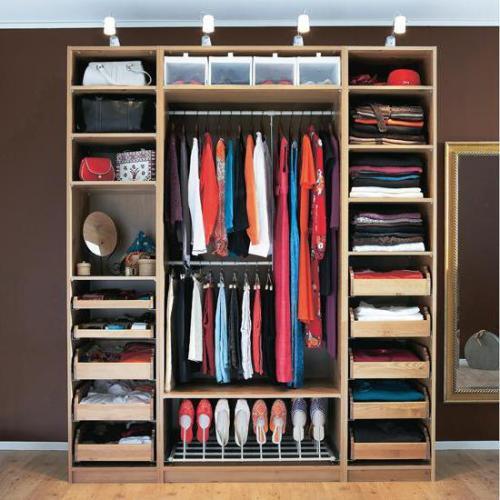 Типы и виды шкафов, их достоинства и недостатки