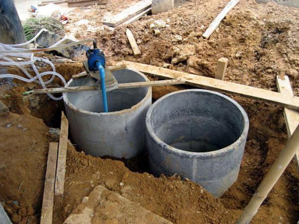 Загородная канализация: виды, схемы, монтаж. Канализация на даче