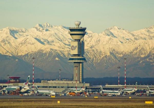 Аэропорты Милана.