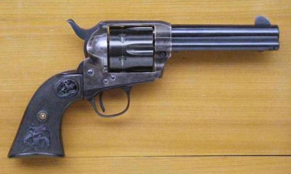 Что такое револьвер? История создания, описание конструкции и модели револьверов