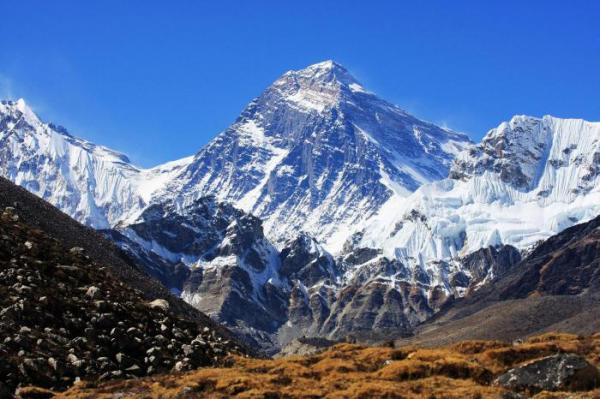 Эверест - самая высокая точка мира