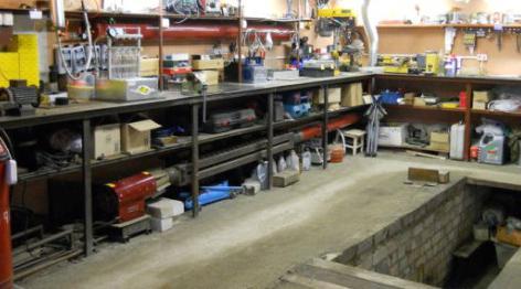 Как открыть бизнес в гараже? Домашний бизнес в гараже. Мини-бизнес в гараже