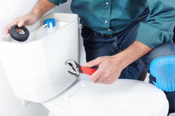 Устройство и ремонт сливного механизма для бачка унитаза