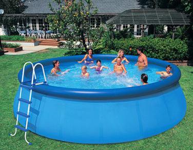 Для чего нужен ремкомплект для бассейна «Интекс»