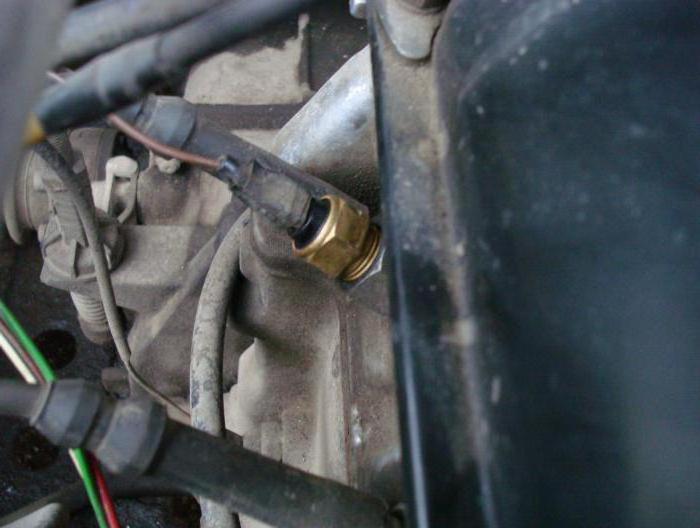 Датчик температуры охлаждающей жидкости как проверить на ВАЗ и иномарках?