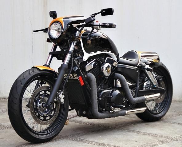 Дорожные мотоциклы. Стиль и характер
