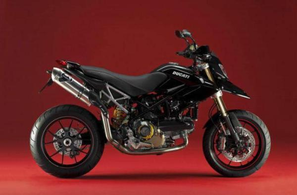 Ducati Hypermotard: краткий обзор