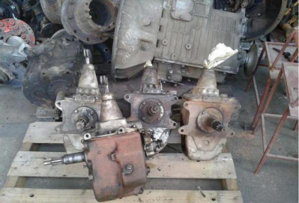 ГАЗ-53 - коробка передач: характеристики, устройство, обслуживание и ремонт. Запчасти ГАЗ-53