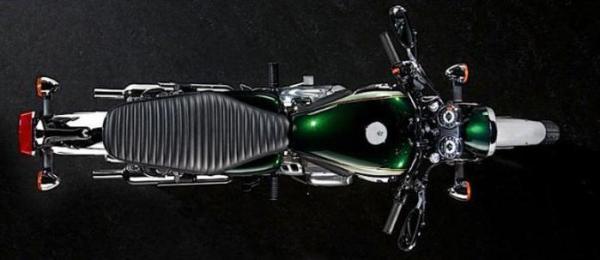 Мотоцикл Kawasaki W800 - тандем современного железа и ретро-стиля