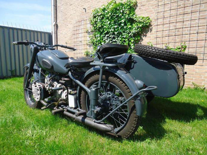 Мотоциклы Урал М62: технические характеристики, фото