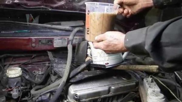 Промывка радиатора печки без снятия. Как промыть радиатор печки, не снимая его?