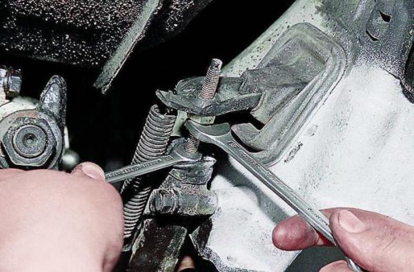 Регулировка сцепления ВАЗ-2106 своими руками: особенности проведения ремонта