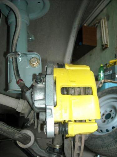 Суппорт ВАЗ-2110: описание и характеристика