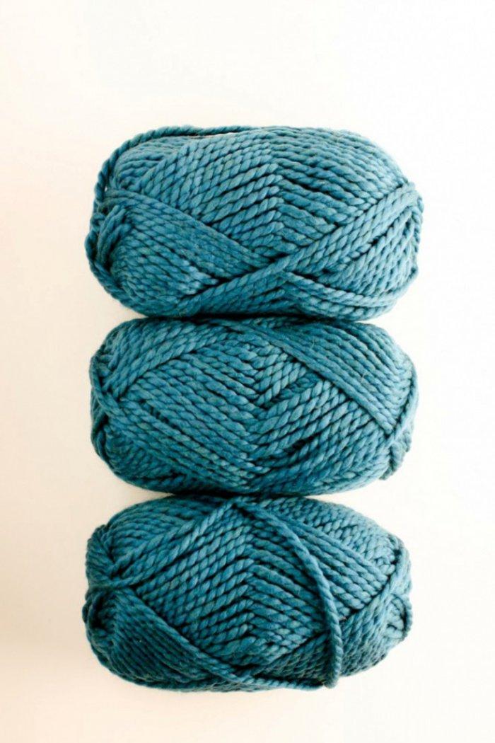 Как связать красивый шарф без спиц
