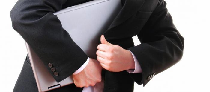 Как защитить информацию от воров на случай кражи ноутбука?