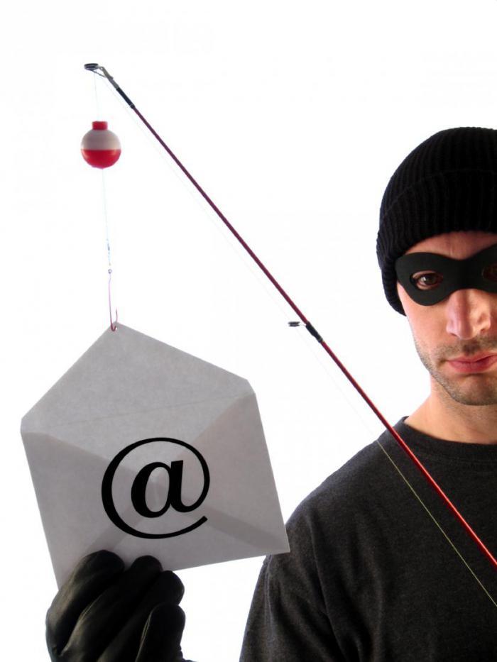 Осторожно, фишинг! Ваш электронный адрес уязвим