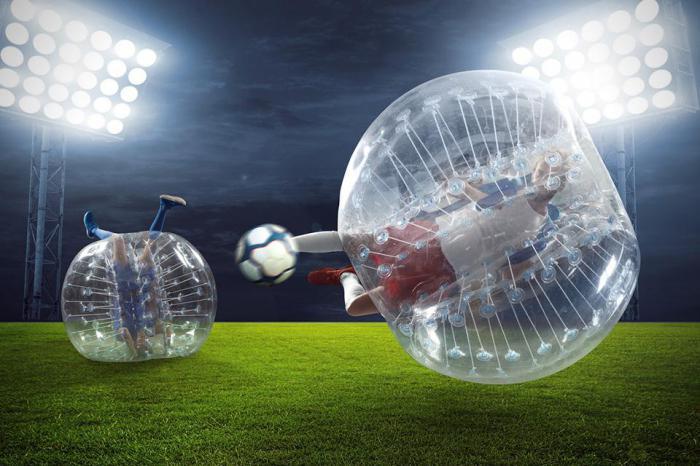 Странные виды спорта, о которых вы не догадывались