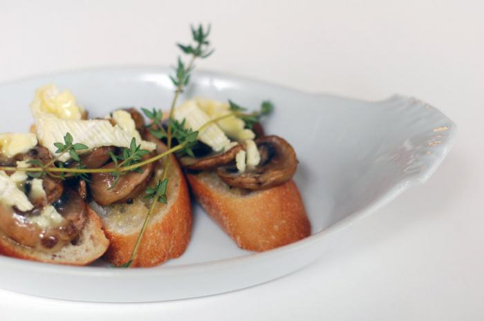 40 потрясающих вегетарианских закусок