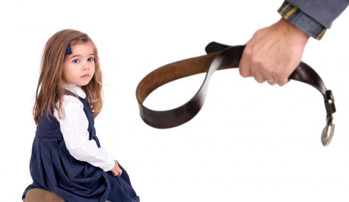 Франция стала 52-й страной, где законом запрещены телесные наказания детей