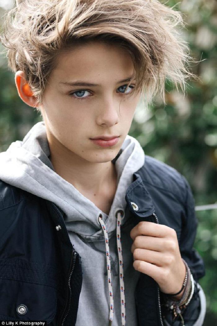 Как выглядит самый красивый мальчик в мире?