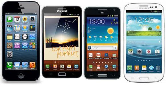 Самые хорошие телефоны