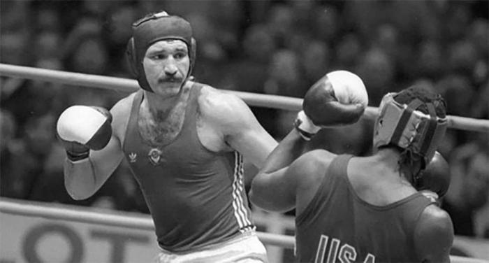 История советского бокса: парень из Сталино