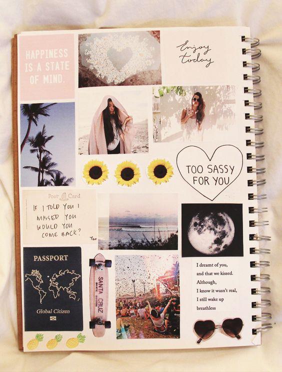 Наклейки для дневника