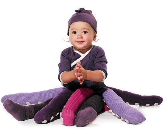 костюм осьминога фиолетовый
