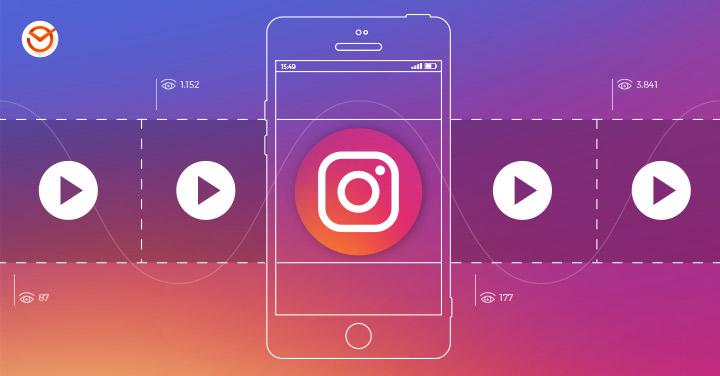 как добавить видео в историю instagram
