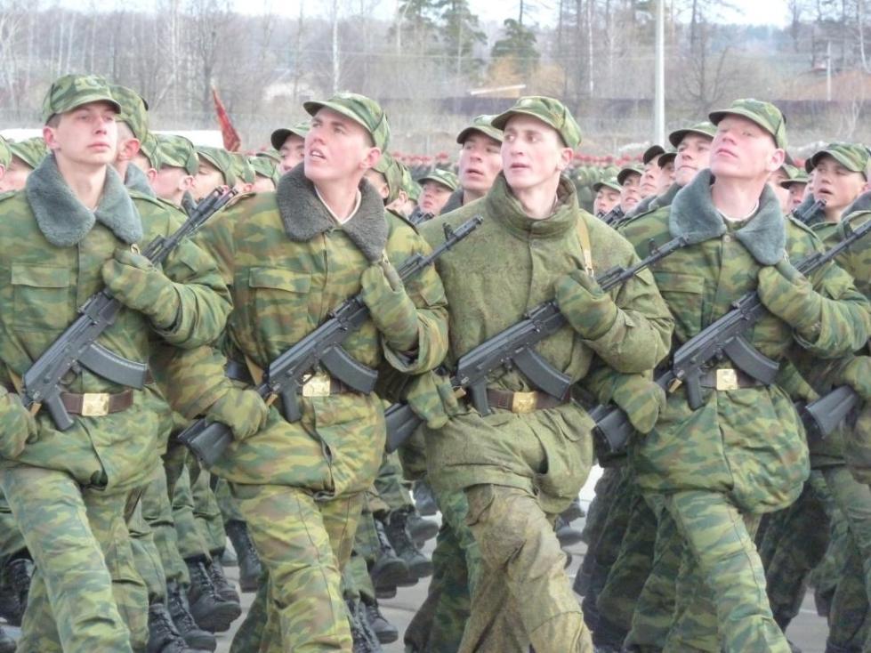 реформа срока военной службы