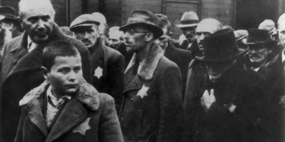 Евреи в 1930-х годах