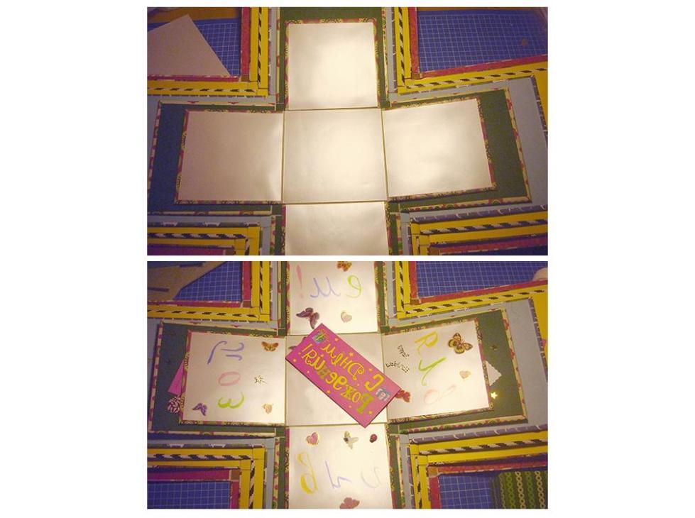 мк коробочка с фотографиями