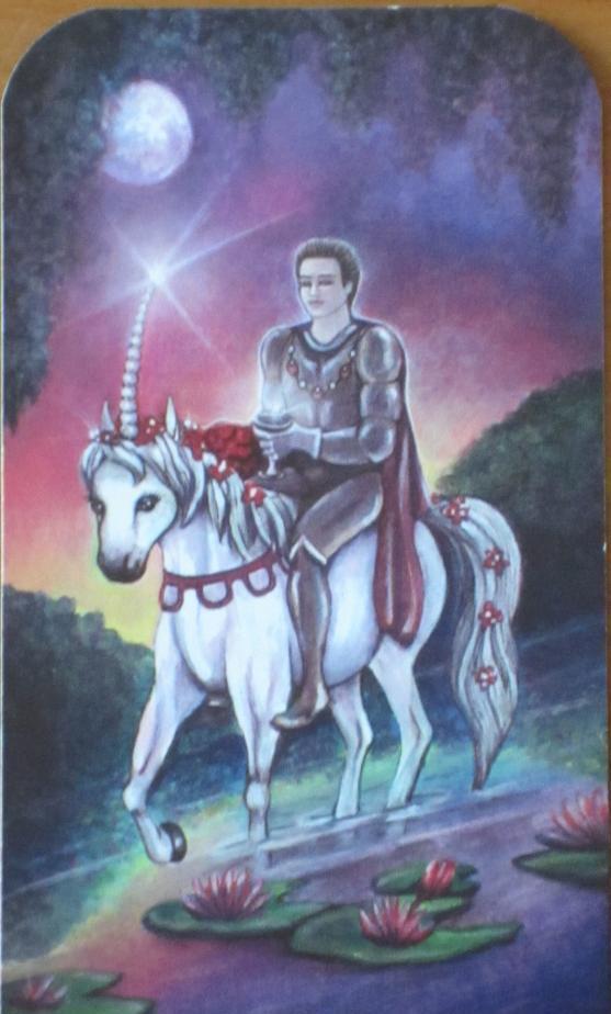изображение Рыцаря Кубков (Чаш)
