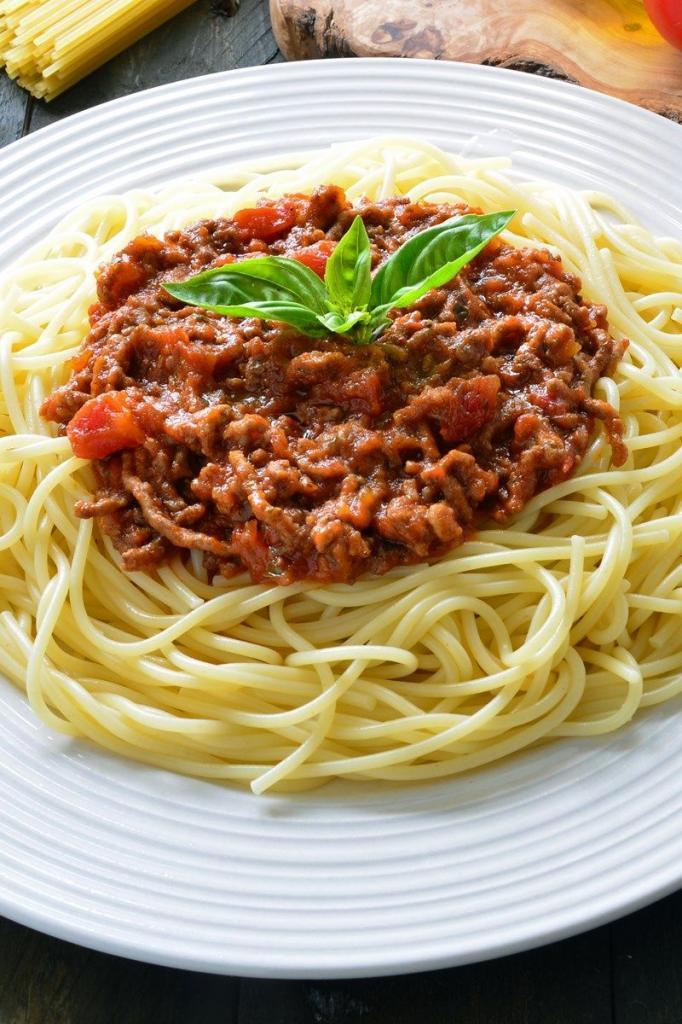 макароны по флотски рецепт с фаршем и сыром