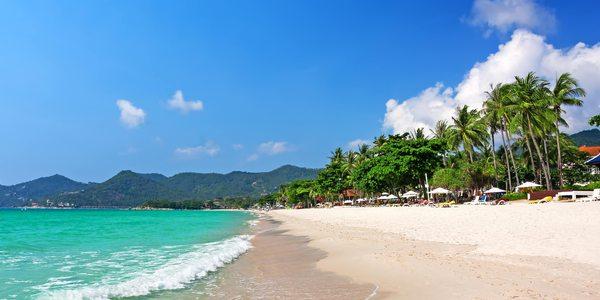 Незабываемая красота пляжа Ката