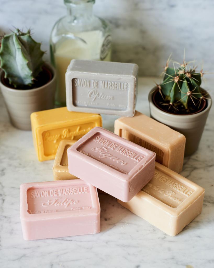 марсельское мыло из оливы