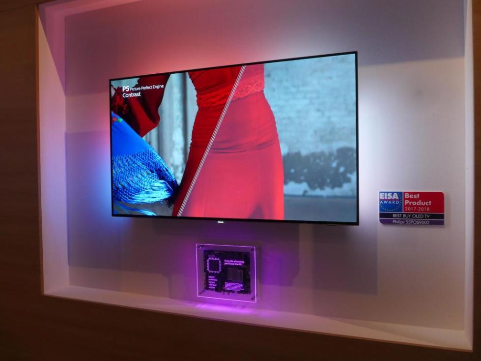 Как сбросить настройки на телевизоре Philips?