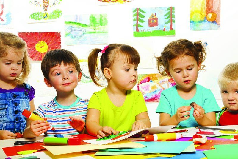 младшая группа детского сада