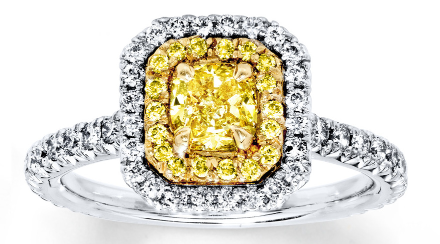 Обручальное кольцо с бриллиантом приметы