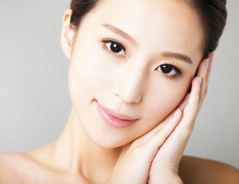 корейская женщина