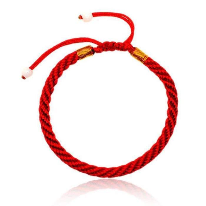 браслет красная нить что означает