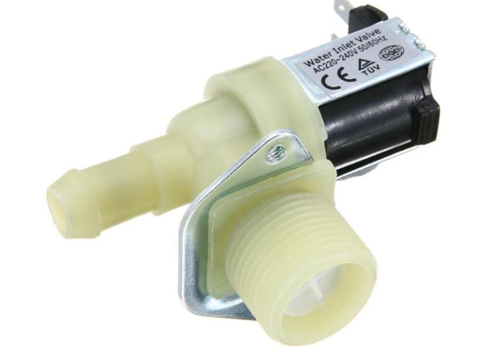Простейший клапан для стиральной машины