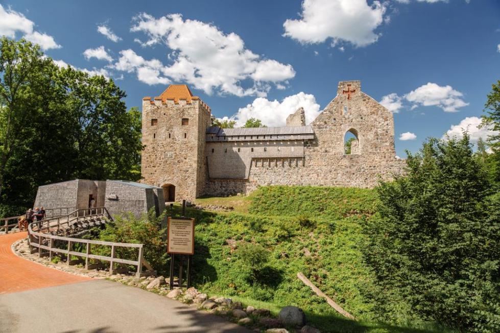 Очередной замок