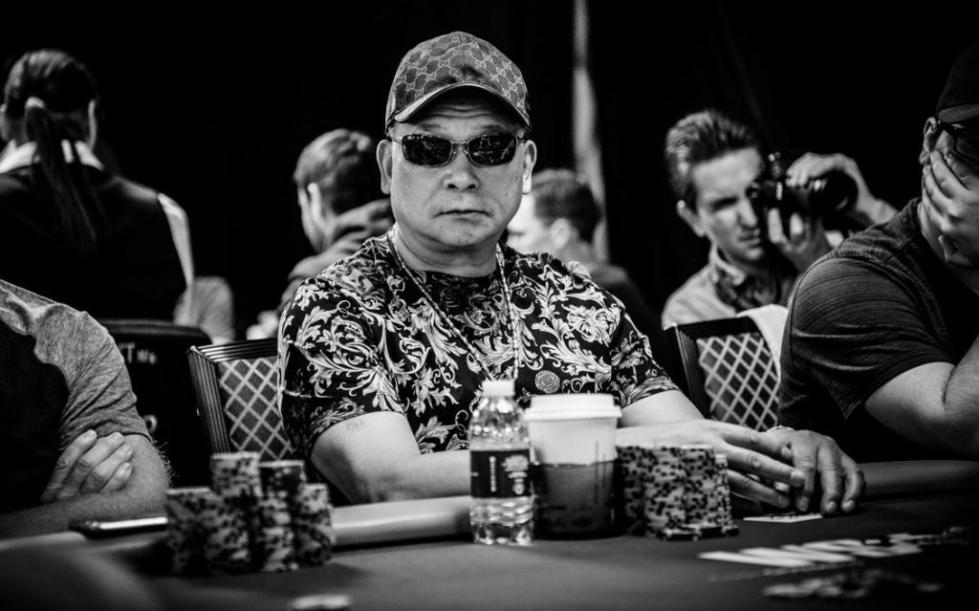 Джонни Чен, покер