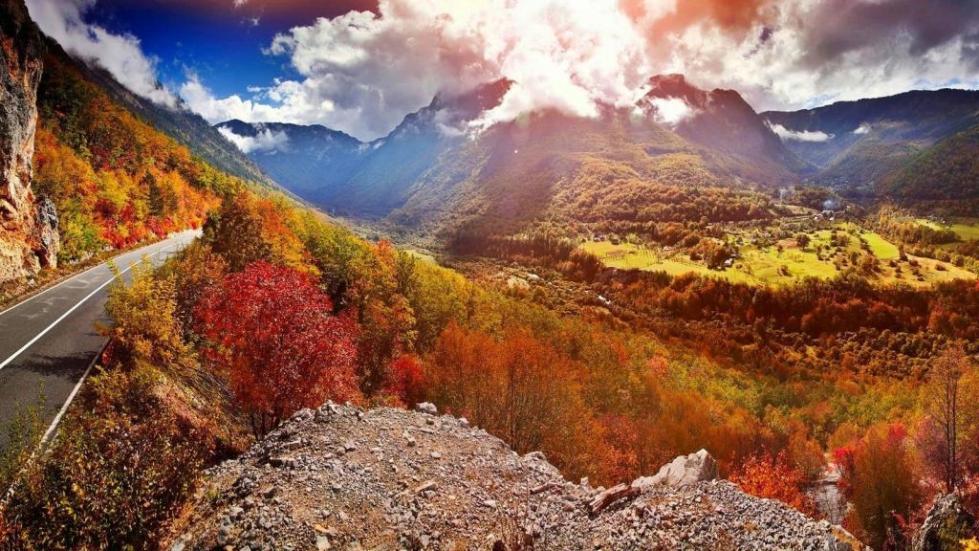 Осенняя Черногория