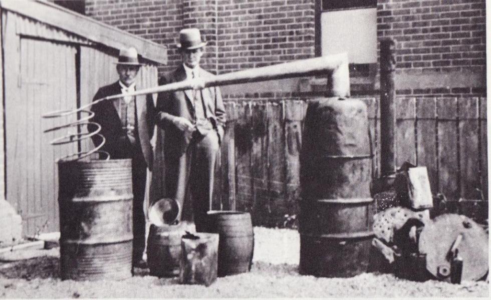Технология изготовления виски