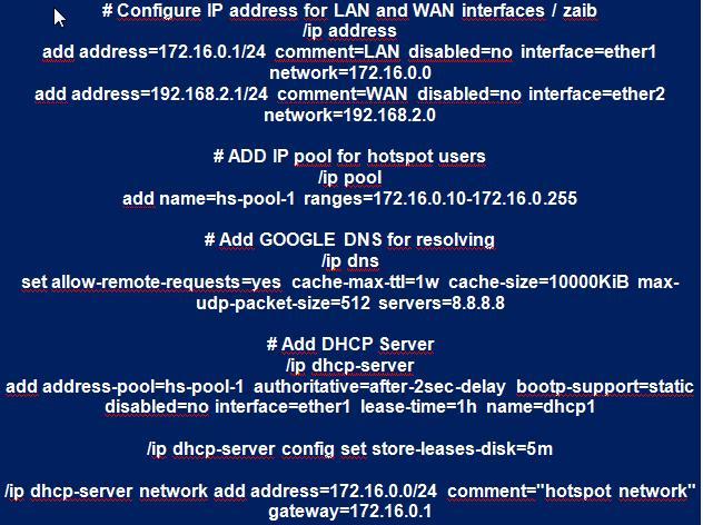 Пример установки версии CLI
