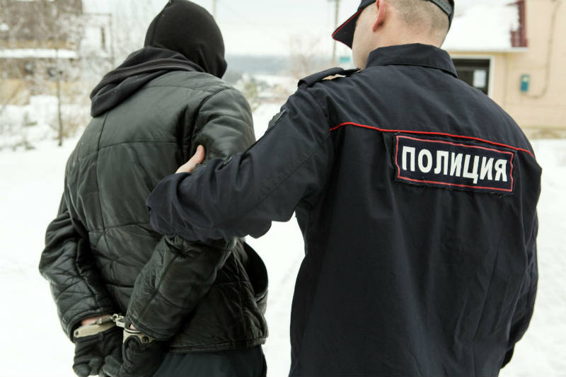 борьба с преступностью в россии